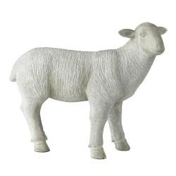 Finest dco de jardin mouton en rsine grise h with mouton maison du monde - Deco jardin mouton toulon ...