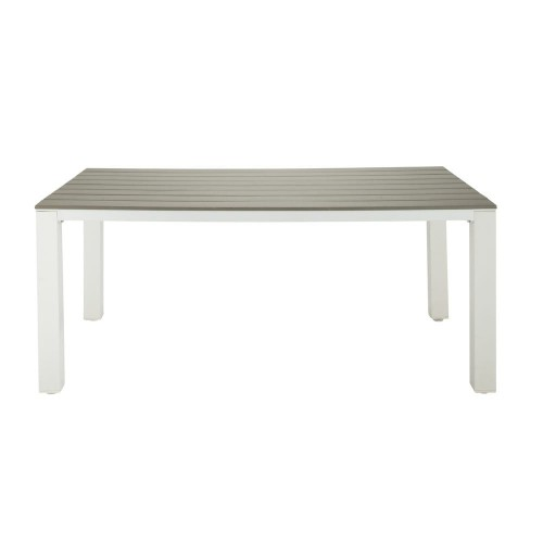 Best Table De Jardin En Aluminium Imitation Bois Photos - Amazing ...