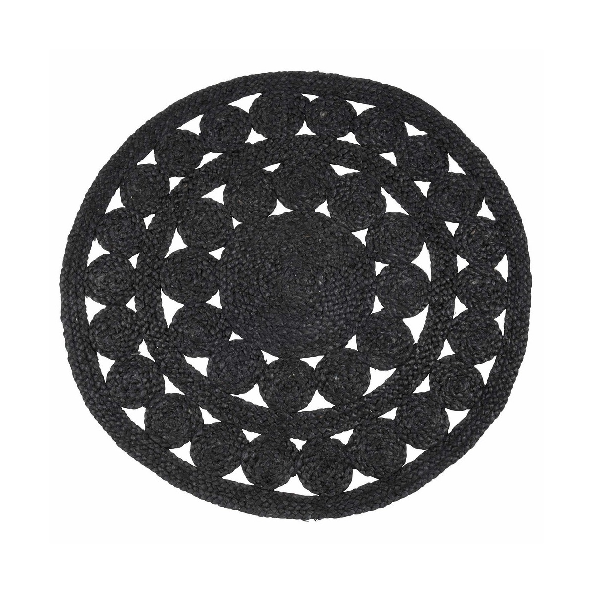 carrelage design tapis rond jute moderne design pour carrelage de sol et rev tement de tapis. Black Bedroom Furniture Sets. Home Design Ideas