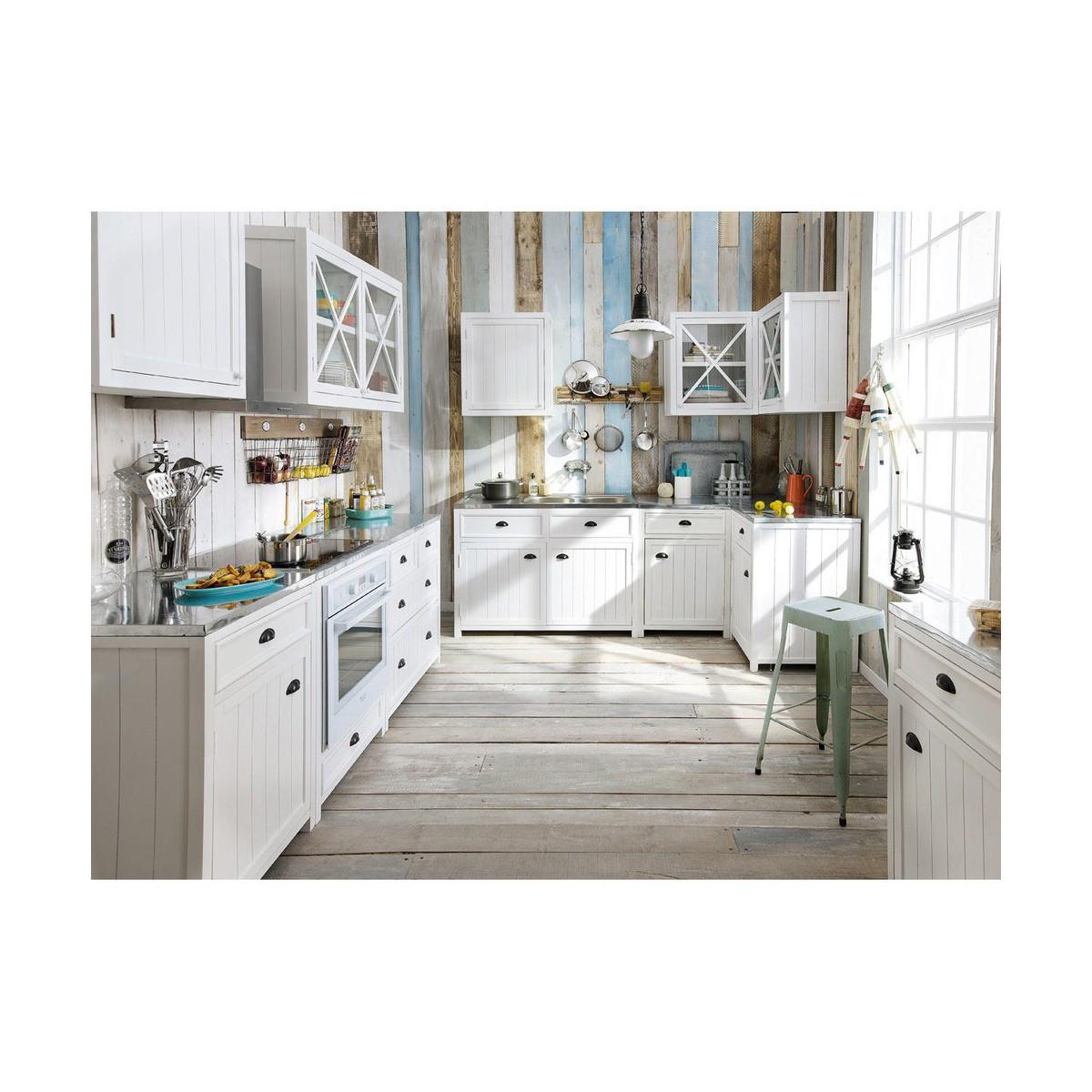 meuble haut cuisine vitr. meuble cuisine vitre dans meuble de