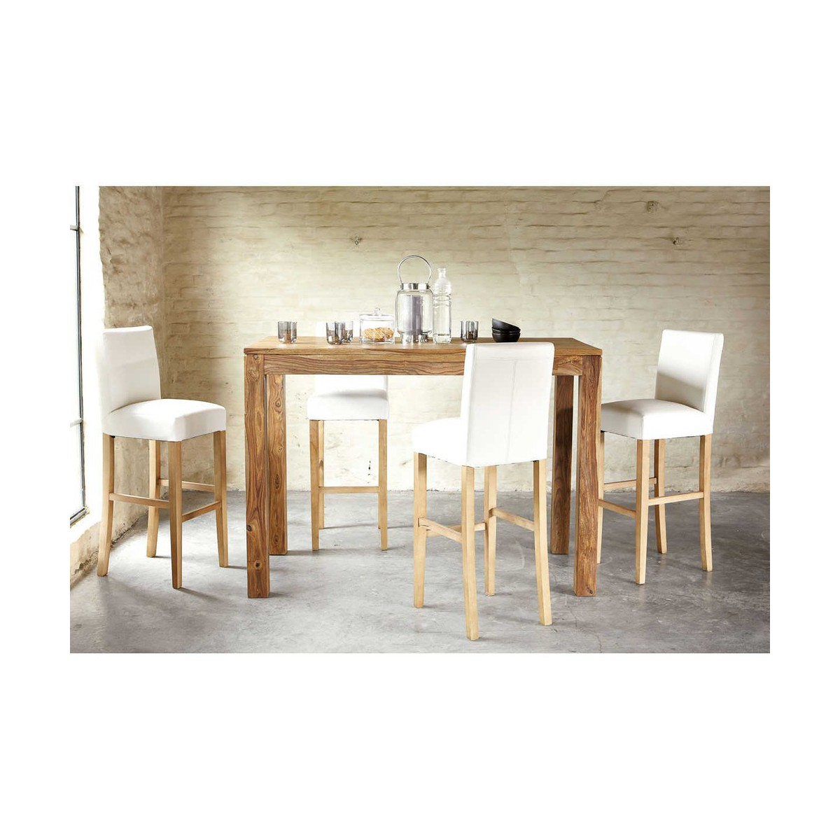 Luxe chaises salle manger design table de cuisine id es for Table salle a manger luxe