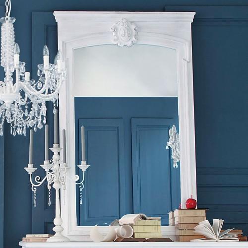 Elegant maison du monde coiffeuse josephine with maison du for Coiffeuse blanche maison du monde