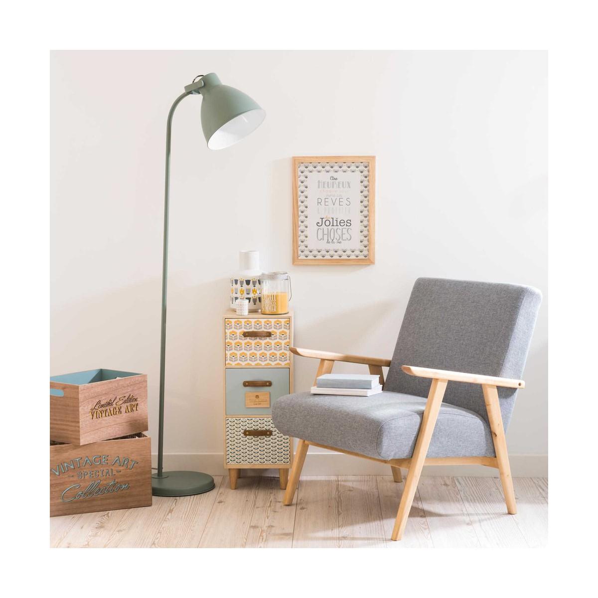 latest with lampadaires maison du monde. Black Bedroom Furniture Sets. Home Design Ideas