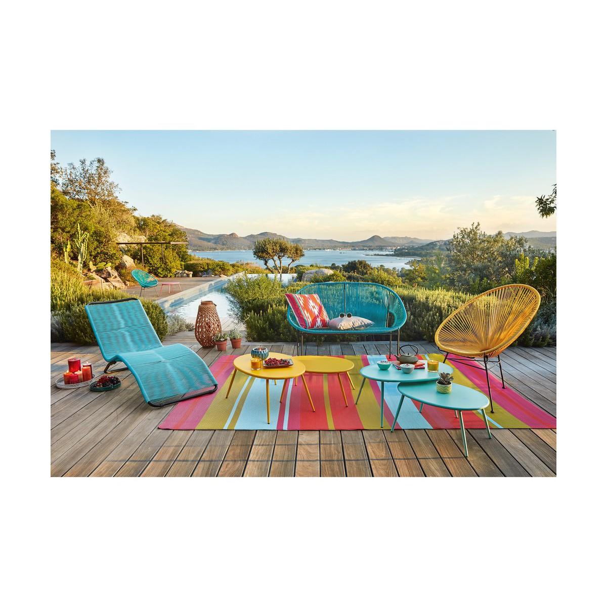 Emejing Table De Jardin Vega Ronde Photos - Awesome Interior Home ...